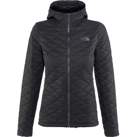 The North Face Thermoball Pro Kurtka z kapturem Kobiety, tnf black matte